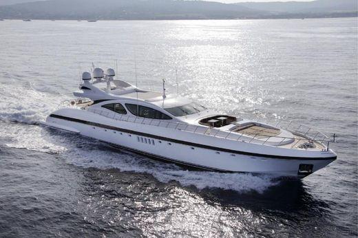 2007 Mangusta 130