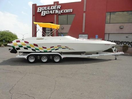 1999 Eliminator 280 Eagle XP Open Cuddy