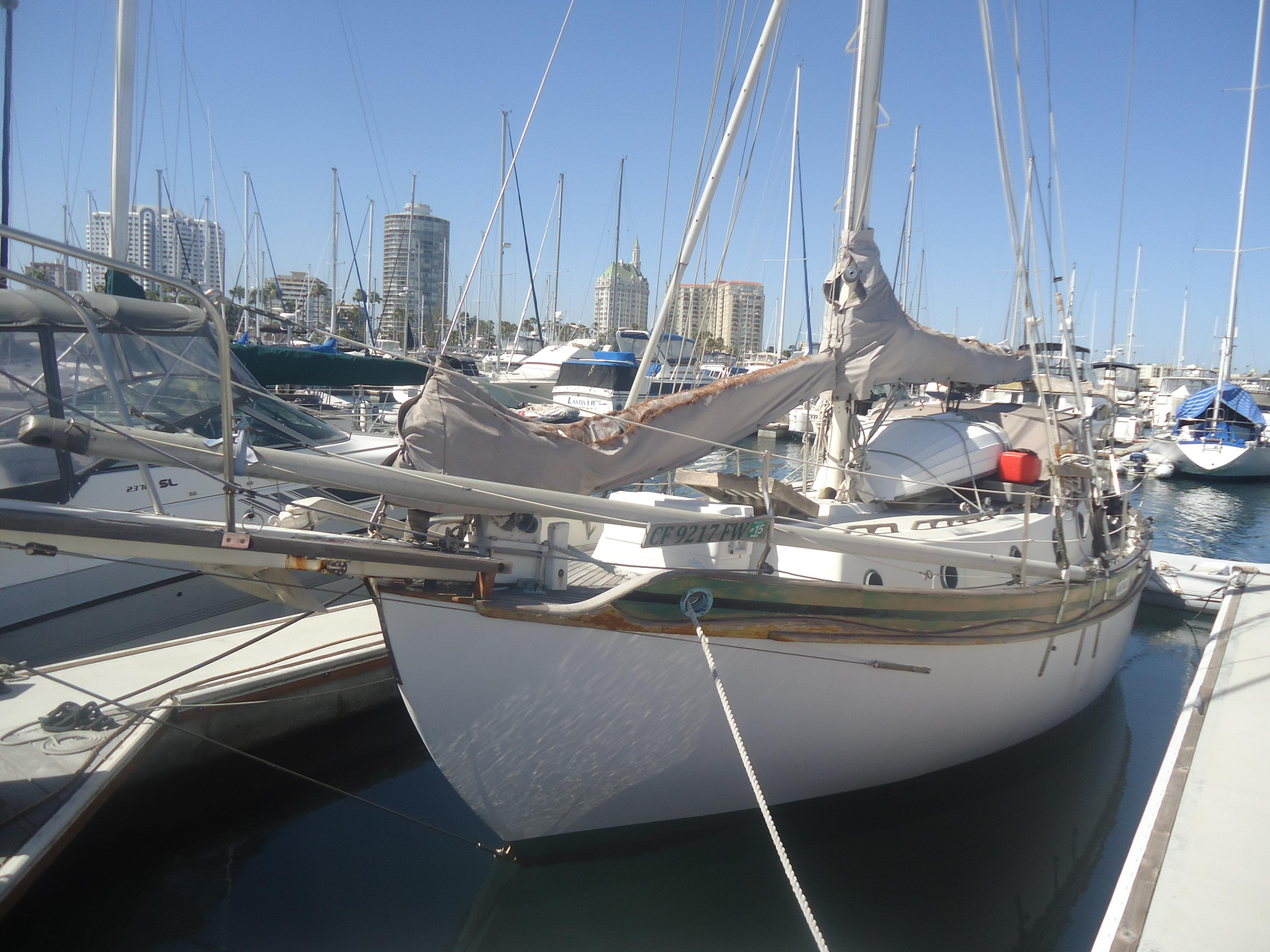 32 ft 1977 westsail 32 westsail cutter