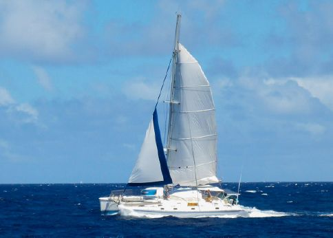 1999 Outremer 50 STD