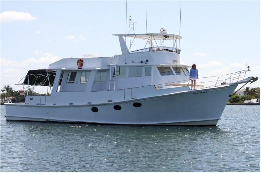 1990 Morgan Trawler