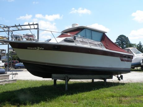 1989 Baha Cruisers 280 Fisherman