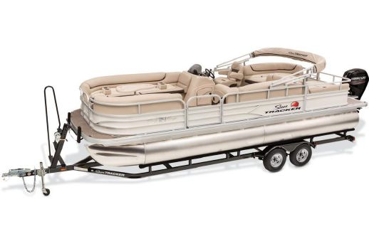 2016 Sun Tracker PARTY BARGE® 24 DLX