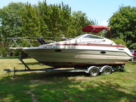 1991 Maxum 2500 SCR