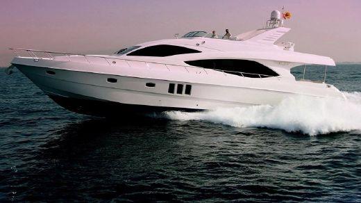 2011 Prestige Yachts Invest Majesty 77
