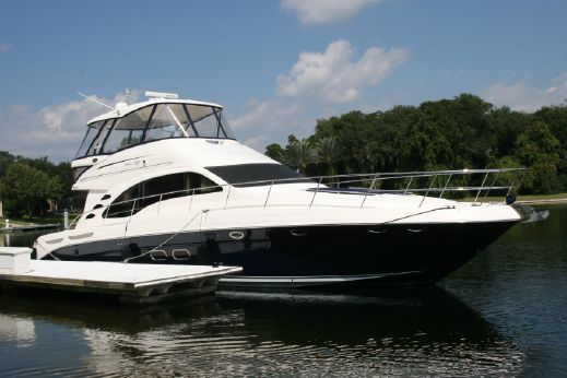 2005 Sea Ray 550/580 Sedan Bridge