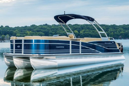 2016 Harris GRAND MARINER SL 250 - TRITOON
