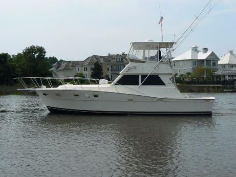 1983 Viking Yachts 41 Convertible