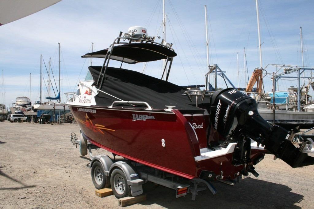 Horizon Cat Boat For Sale West Coast