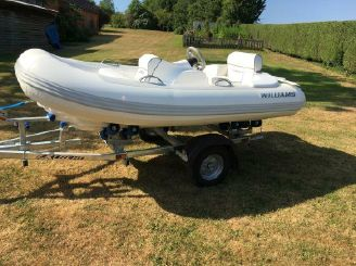 2009 Williams Jet Tenders 285