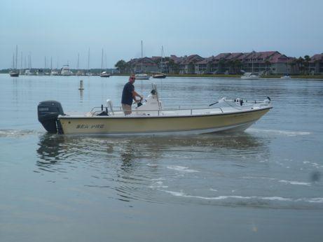 2002 Sea Pro SV2100