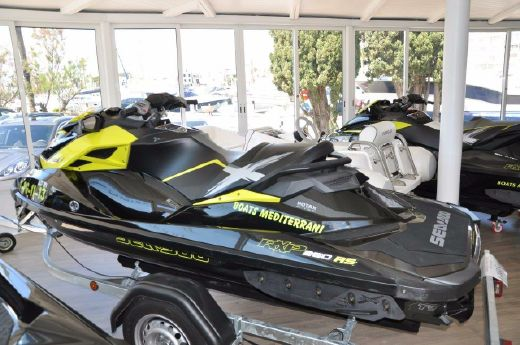 2013 Bombardier Sea-Doo RXP 260 RS