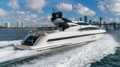 2011 Mangusta Mediterranean Sport Yacht