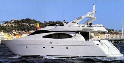 2000 Azimut S.p.a Of Italy 70 SEA JET