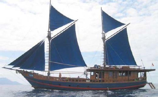 2003 Haji Abdullah - Sulawesi Phinisi Schooner