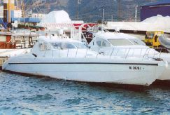 2003 Termolli Power Boat 18.6m