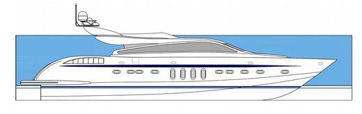 2018 Custom Italyacht 31 Sportfly