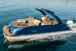 2015 Harris Crowne 250 with 300 HP