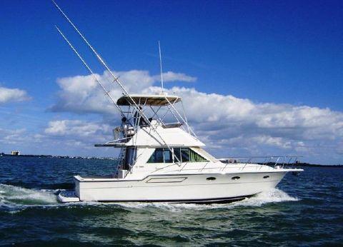 1993 Tiara 3600 Convertible Sportfish
