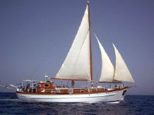 1963 Yugoslavia 20m Traditional Schooner