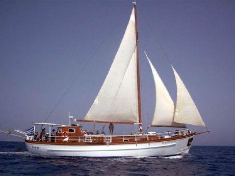 1963 Custom Built 20m Traditional Schooner