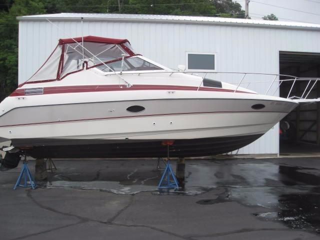 1992 Maxum 2700 Scr Power Boat For Sale Www Yachtworld Com