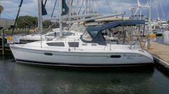 2004 Hunter 326