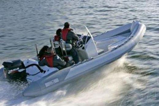 2012 Hudson Agapi 655 RIB