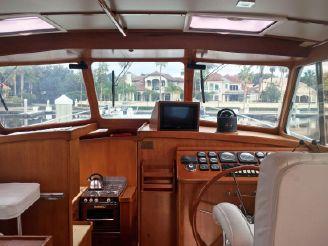 thumbnail photo 1: 1984 Hunt Yachts / Falmouth Marine 44