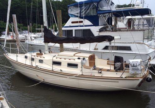 1986 Alberg 29 - Nye Yachts