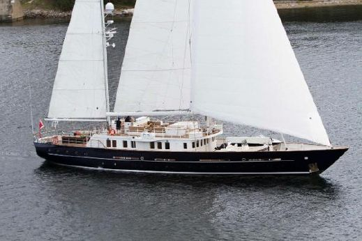 Superyacht 36m Ketch