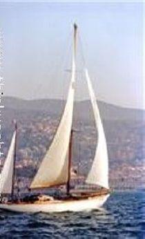1954 Sangermani Yawl 45