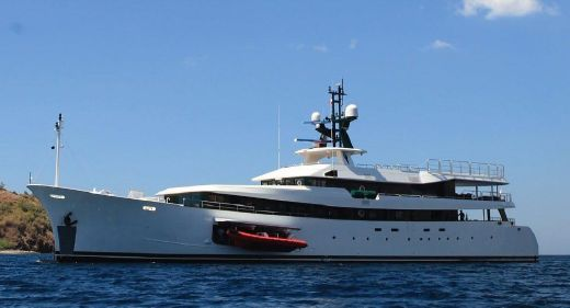 2011 55 Meter (180ft) World Explorer Motoryacht