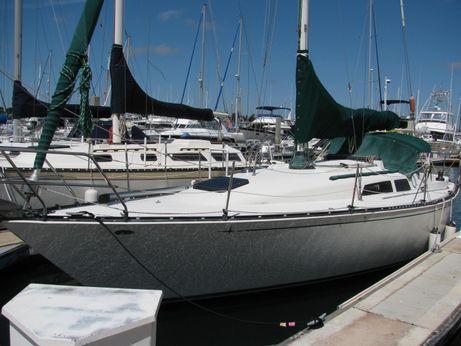 1980 C&C Fiberglass C&C 34