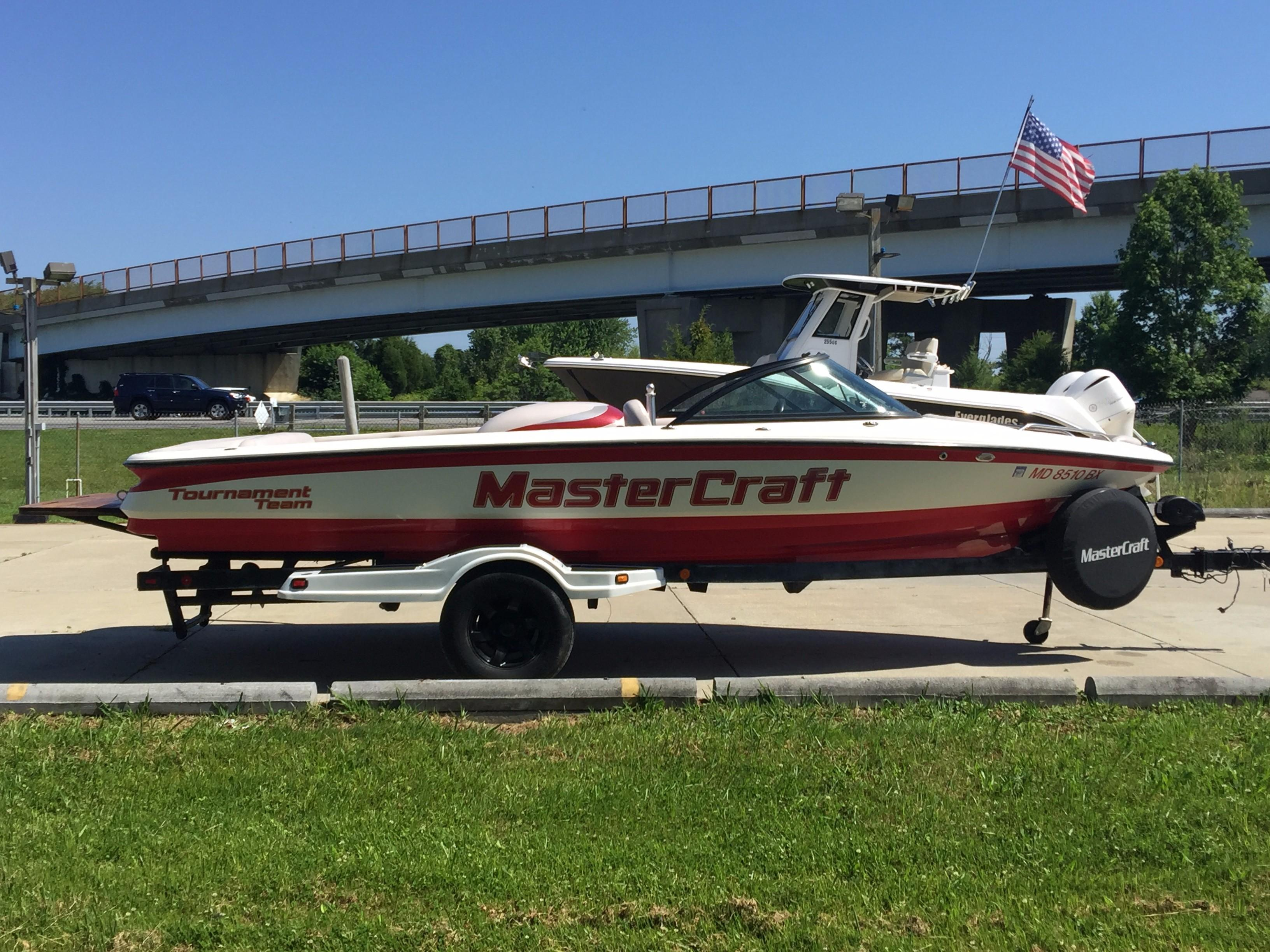 2006 Mastercraft Prostar 197 Power Boat For Sale