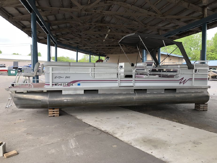 1993 Weeres 240 SUN LOUNGE Power Boat For Sale - www