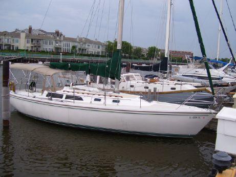 1988 Catalina 36 Tall Rig