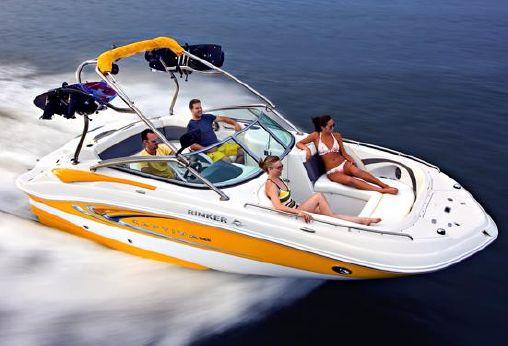 2010 Rinker 228 Captiva Flotilla