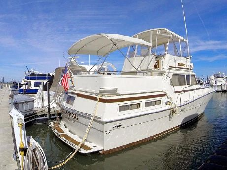 1981 Viking 43 Double Cabin