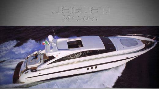 2018 Italiayachts Jaguar 80