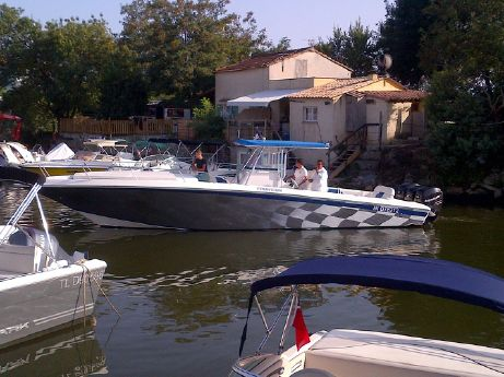 2010 Fountain 38 TE