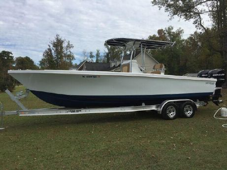1993 Privateer 28 Center Console