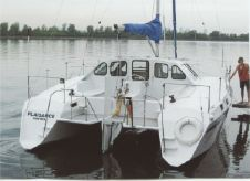 2004 Kelsall Lima Catamaran
