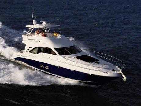 2005 Sea Ray 550 / 580 sedan bridge