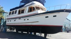 1985 Marine Trader 50 Wide Body