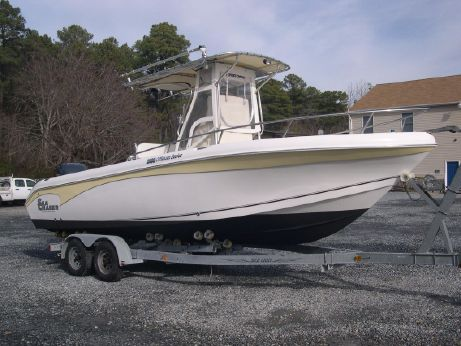 2007 Sea Chaser 2400 CC