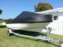 2007 Boston Whaler 190 Outrage (Low Hours!)