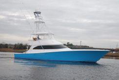 2019 Viking 62 Convertible