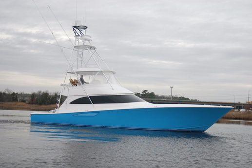 2018 Viking 62 Convertible