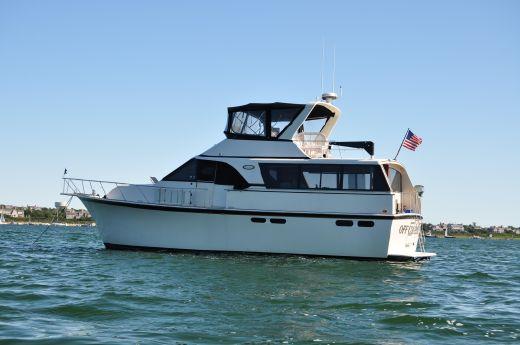 1990 Ocean 48 Motor Yacht